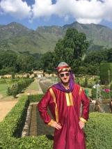 New king of Kashmir!